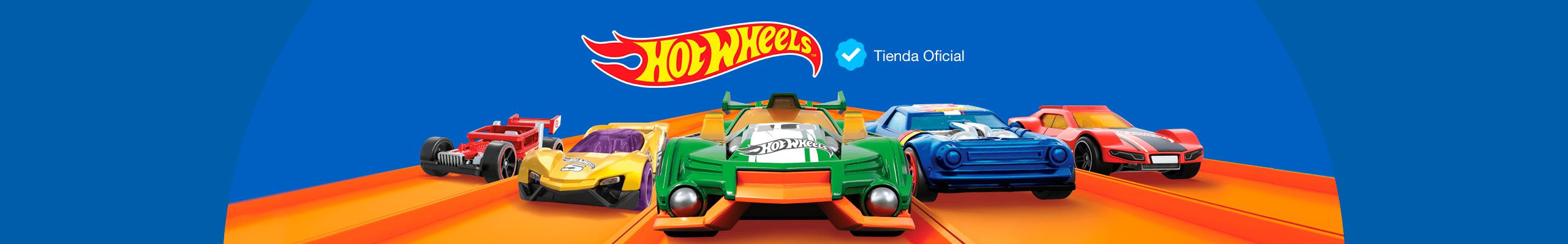Hot Wheels Tienda Oficial al mejor precio solo en loi