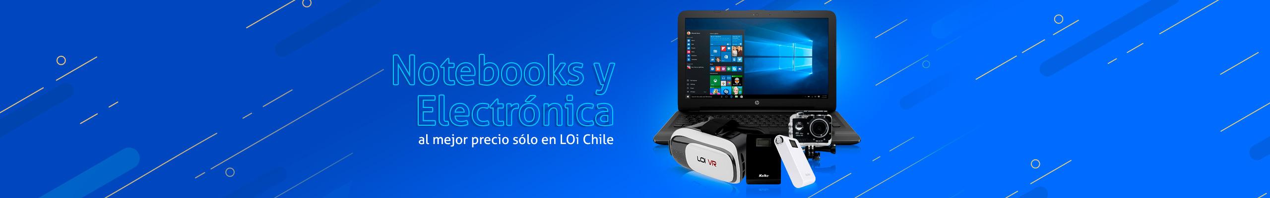 Notebooks y Electrónica al mejor precio sólo en LOi