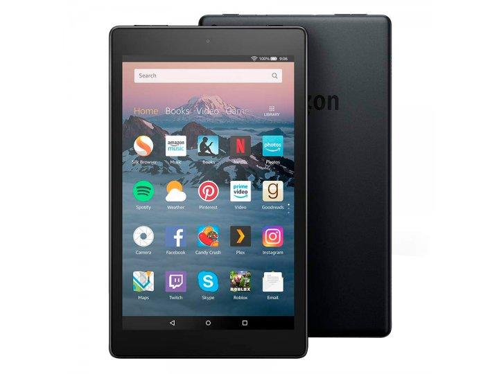 Amazon Fire HD 8 32GB - Negro al mejor precio solo en LOi