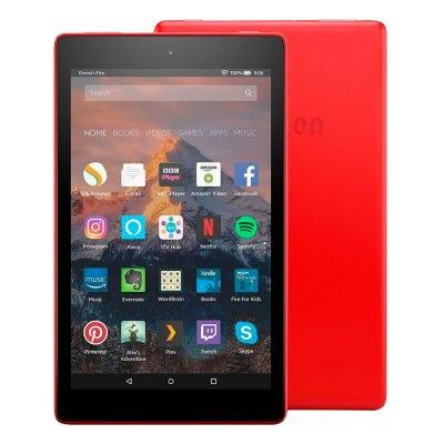 Amazon Fire HD 8 32GB - Rojo al mejor precio solo en LOi