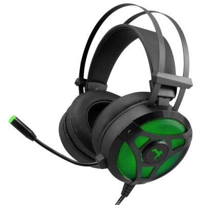 Audífonos Kolke Gamer Havoc KGA-252 Verde al mejor precio solo en loi