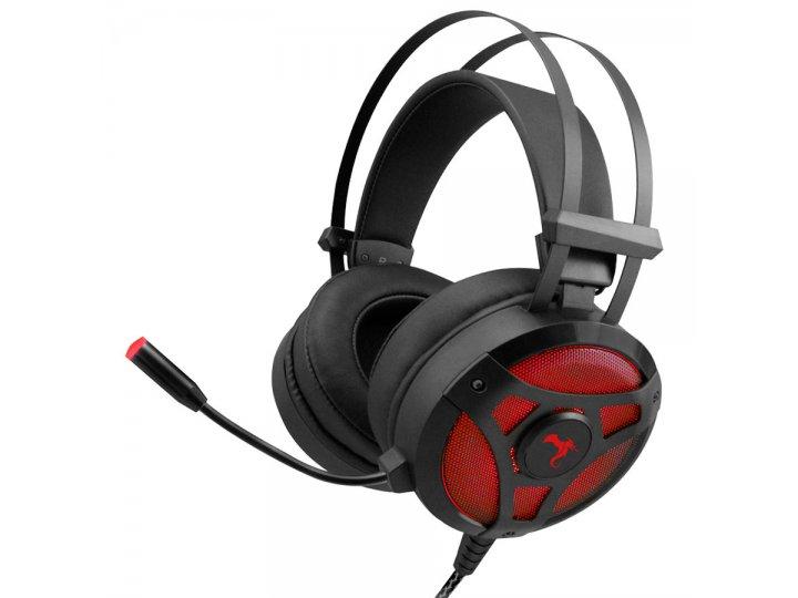Audifonos Kolke Gamer Havoc KGA-252 Rojo al mejor precio solo en loi