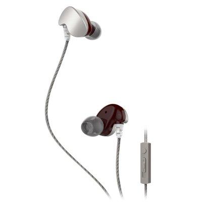 Audífonos Active Sport Intraauditivos con Mic - Silver al mejor precio solo en loi