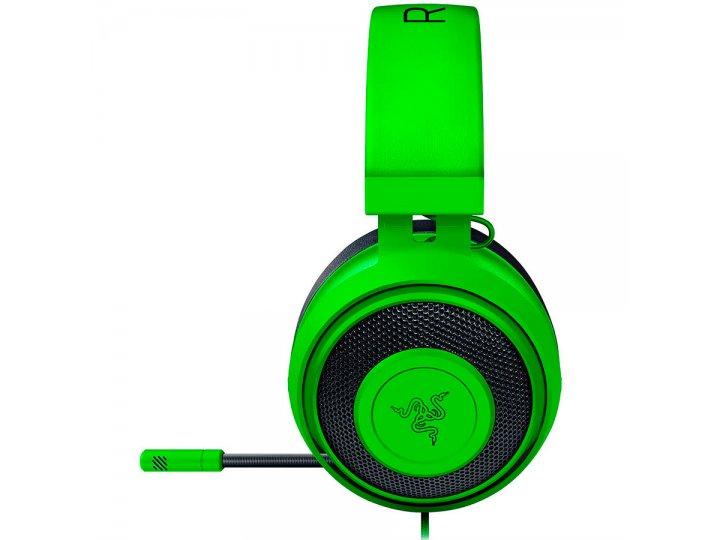 Audífonos New Razer Kraken Oval - Verde al mejor precio solo en loi
