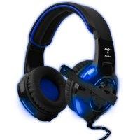 Audífonos Gamer PC y PS4 Kolke Hummer 7.1 USB Azul