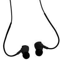 Auriculares intrauditivos Active Fit KOLKE KAE-102 Negro al mejor precio solo en loi