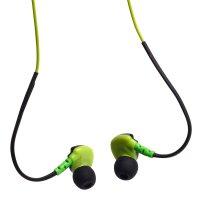 Auriculares Intrauditivos manos libres Sports Verde al mejor precio solo en LOI
