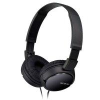 Auriculares SONY MDR-ZX110 con Micrófono - Negro al mejor precio solo en LOI