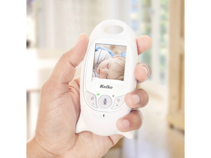 Baby Call Kolke con cámara y alcance hasta 250mts al mejor precio solo en loi