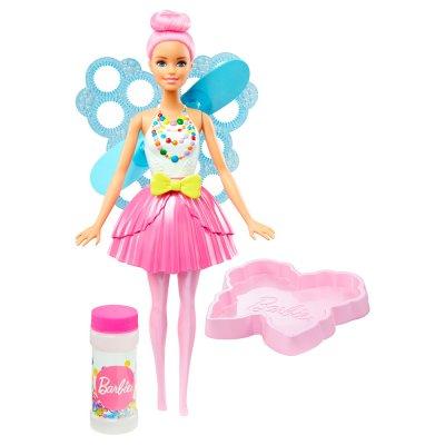 Hada Burbujas Mágicas Barbie Dreamtopia al mejor precio solo en loi