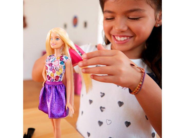 Barbie Diseñadora de Peinados al mejor precio solo en loi