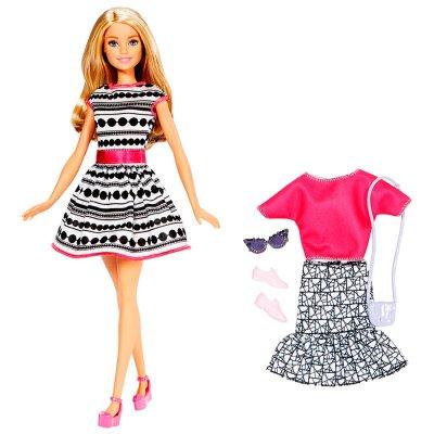 Barbie Fashionista con prendas y accesorios al mejor precio solo en loi