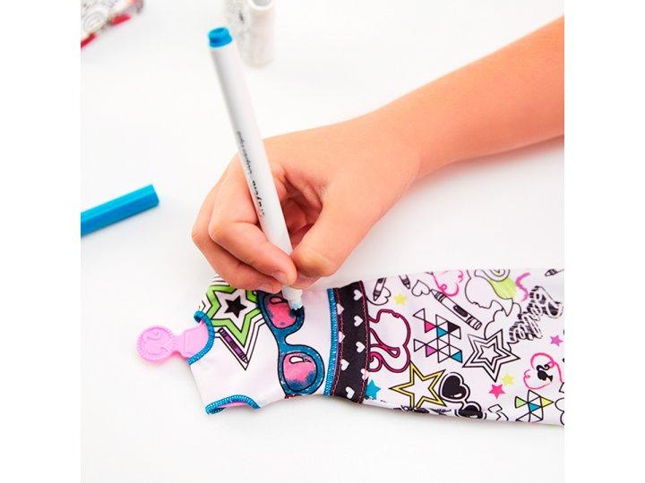 Barbie + Crayola Crea tu Estilo al mejor precio solo en loi