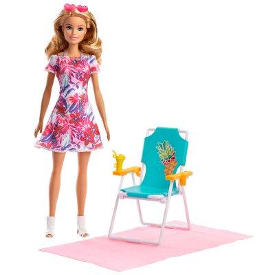 Barbie Día Soleado en la playa al mejor precio solo en loi