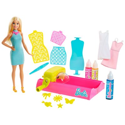Barbie + Crayola Salón de Colores al mejor precio solo en loi