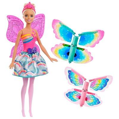 Hada Alas Mágicas Barbie Dreamtopia al mejor precio solo en loi