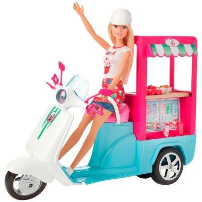 Barbie Carrito de Bocadillos al mejor precio solo en loi