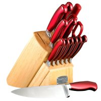 Set de Cuchillas 14 Piezas Hampton Forge Argentum al mejor precio solo en LOI