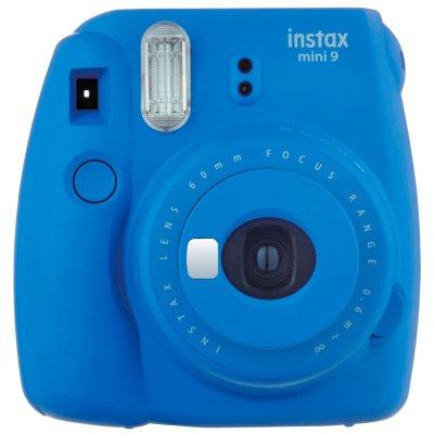 Fujifilm instax mini 9 Instantanea Cobalt Bluet al mejor precio solo en loi