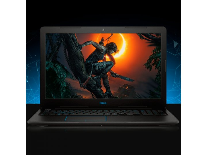 Notebook Dell G3 Gamer 8GB RAM+Optane 16GB GeForce al mejor precio solo en loi