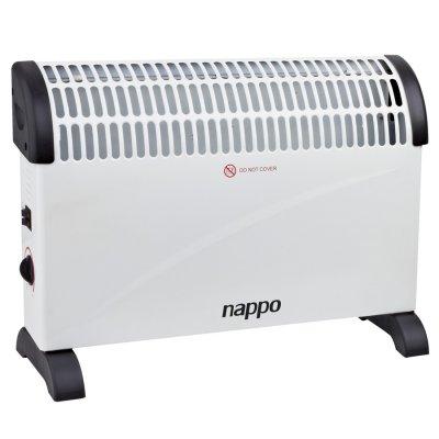Estufa Convector NAPPO NCE-017 2000W 3 Niveles de Calor al mejor precio solo en loi