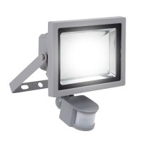 Foco LED de 50W con Sensor de Movimiento al mejor precio solo en LOI