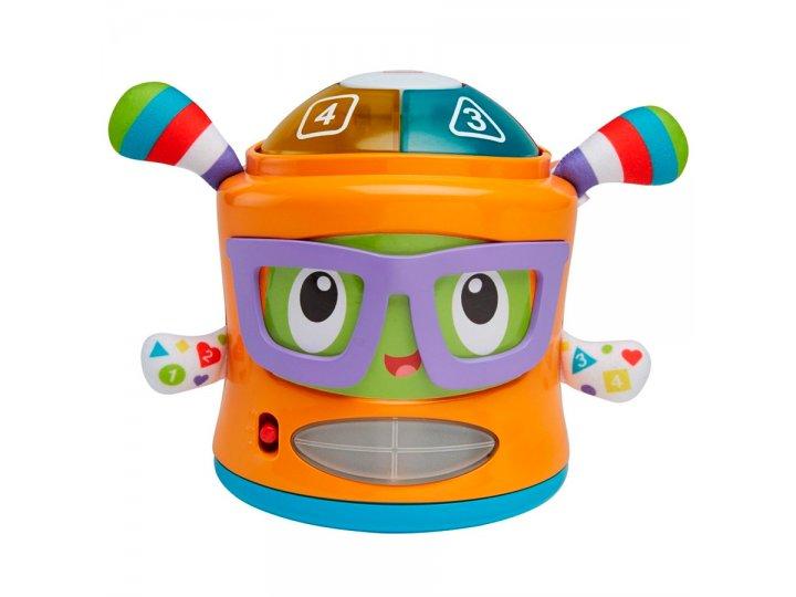 Franky Bot Fisher Price con luces brillantes y melodías al mejor precio solo en loi