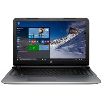 Notebook HP AMD Quad Core A10 de 15,6