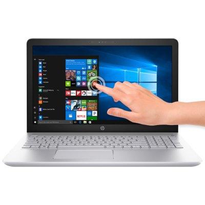 Notebook HP Silver Iridium Táctil i5 15.6'' 12GB 1Tb al mejor precio solo en loi