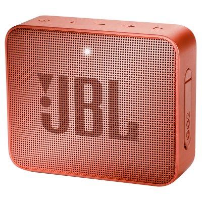 JBL GO 2 Bluetooth WaterProof Cinnamon al mejor precio solo en loi