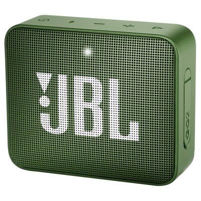 JBL GO 2 Bluetooth WaterProof Verde al mejor precio solo en loi