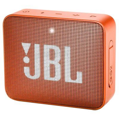 JBL GO 2 Bluetooth WaterProof Anaranjado al mejor precio solo en Loi
