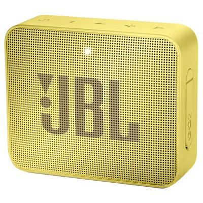 JBL GO 2 Bluetooth WaterProof Amarillo al mejor precio solo en loi