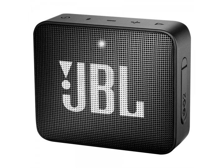 JBL GO 2 Bluetooth WaterProof Negro al mejor precio solo en loi