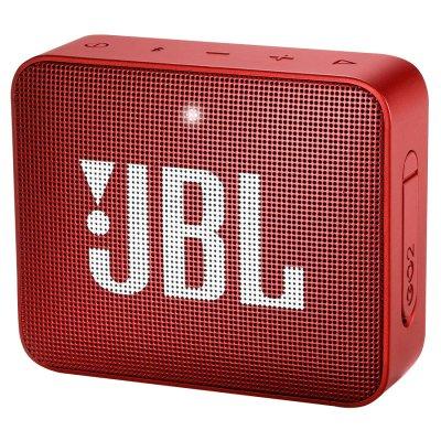 JBL GO 2 Bluetooth WaterProof Rojo