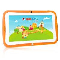 Tablet Kolke Family 7'' KidBox Android Anaranjada