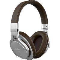 Audífonos Liberty Bluetooth HIFI Mic SD FM AUX Gris