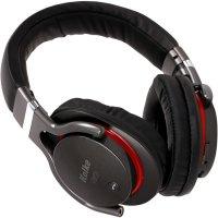 Audífonos Liberty Bluetooth HIFI Mic SD FM AUX Negro