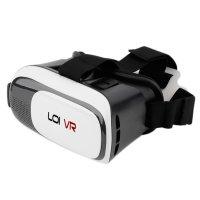 Lentes Realidad Virtual 360º 3D Ergonómicos Ajustables