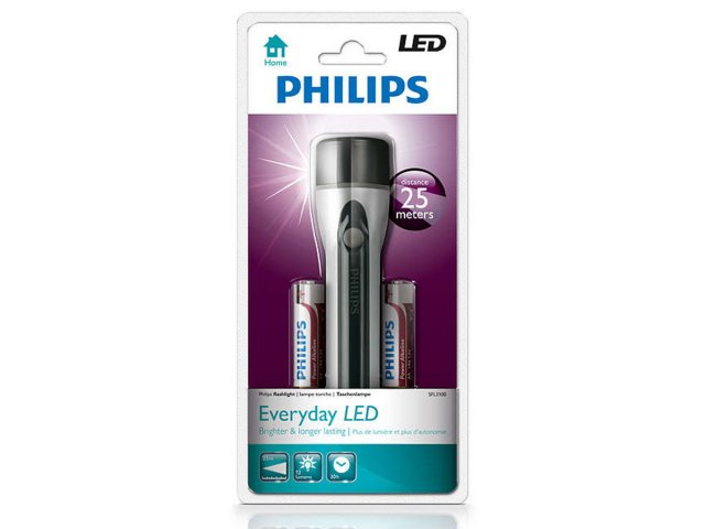 Linterna LED Philips LightLife