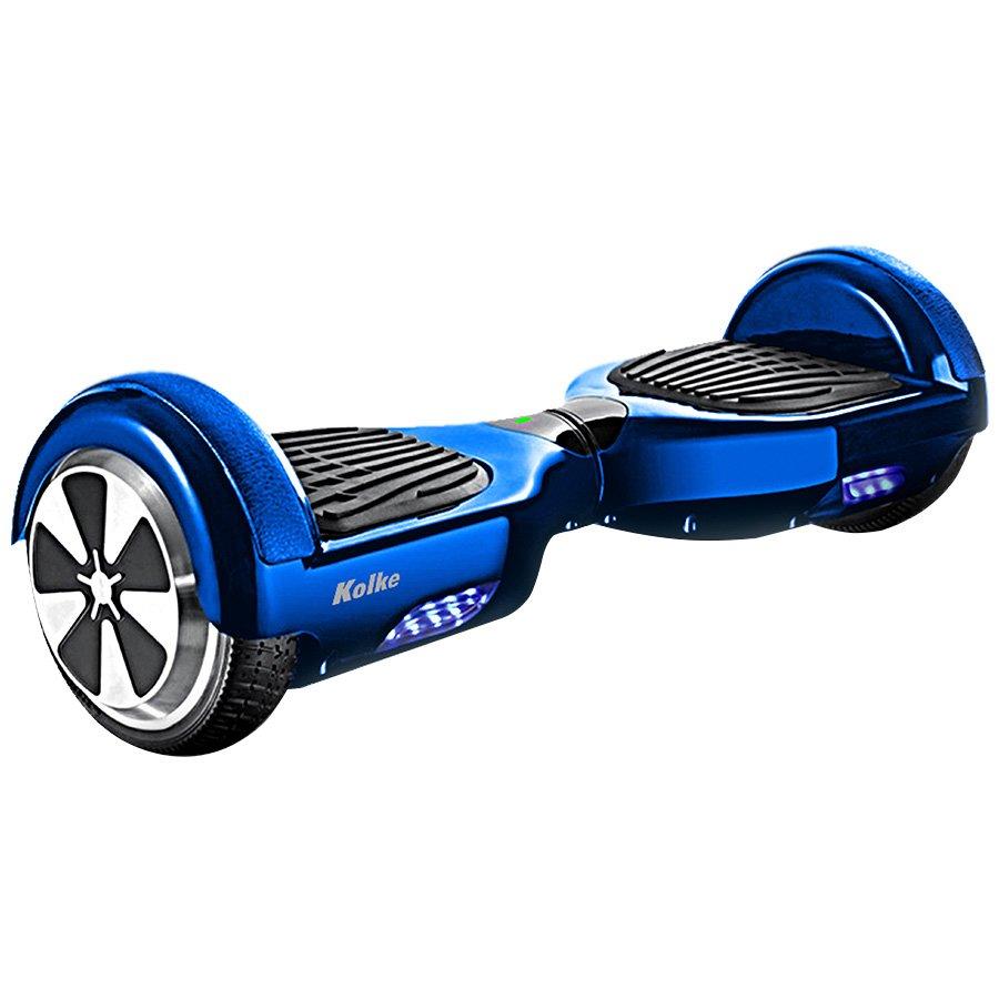 Motor Skate Scooter Azul c/ Parlantes Bluetooth al mejor precio solo en loi
