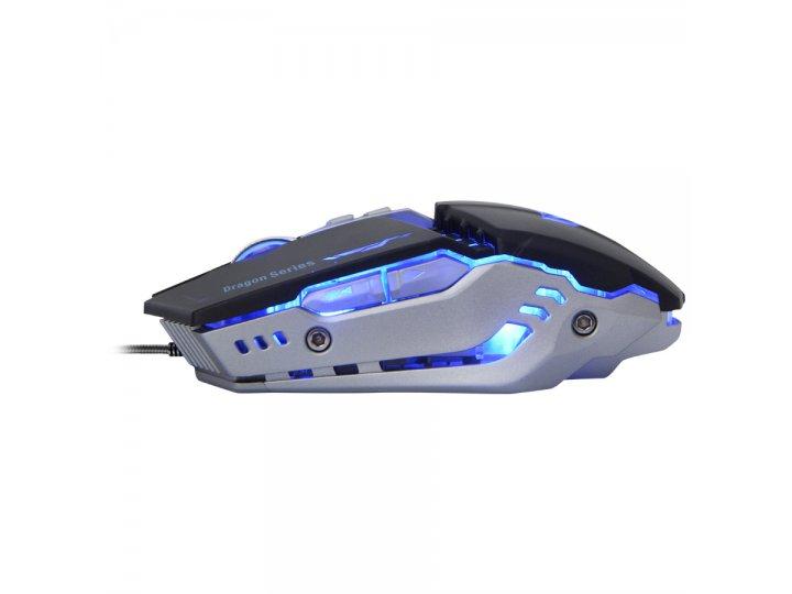 Mouse Gamer Kolke KGM-254 Alpha Retroiluminado al mejor precio solo en loi