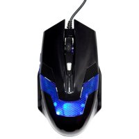 Mouse Óptico Gamer Kolke Metal USB al mejor precio solo en loi