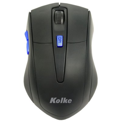 Mouse Inalámbrico Kolke KEM-247 Azul al mejor precio solo en loi