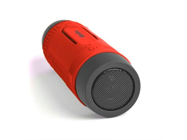Parlante Portátil Bluetooth 5 en 1 Outdoor Rojo al mejor precio solo en loi