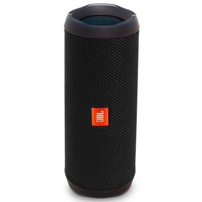 Parlante JBL Flip 4 Bluetooth Portátil Waterproof Negro al mejor precio solo en loi