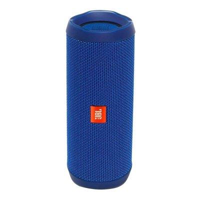 Parlante JBL Flip 4 Waterproof Azul al mejor precio solo en loi