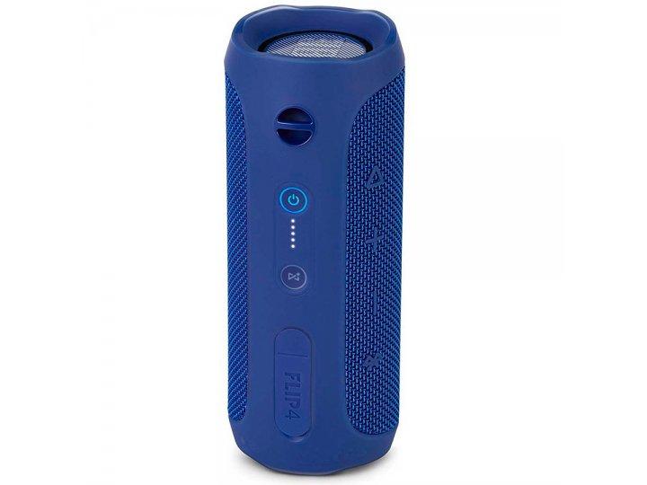 Parlante JBL Flip 4 Bluetooth Portátil Waterproof Azul al mejor precio solo en loi
