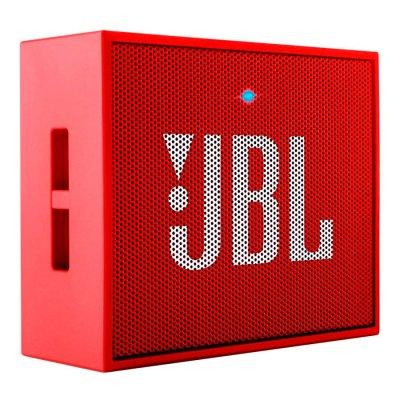 Parlante Bluetooth JBL GO! Rojo al mejor precio solo en loi