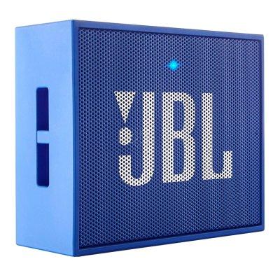Parlante Bluetooth JBL GO! Azul al mejor precio solo en loi